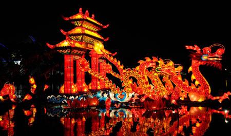 Осенние праздники в Китае