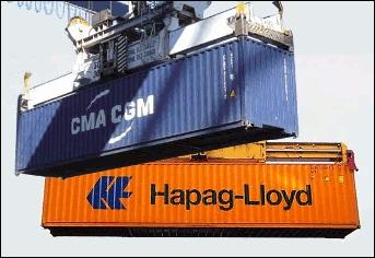 CMA CGM предлагала Hapag-Lloyd слияние — СМИ