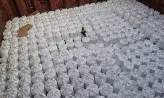 Морские перевозки навалочных грузов в Украину